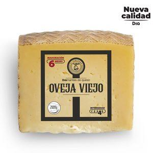DIA EL CENCERRO queso de oveja viejo con leche pasteurizada 6 meses cuña 300 gr