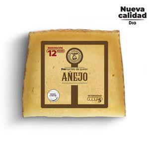 DIA EL CENCERRO queso mezcla de oveja y vaca añejo cuña 300 gr