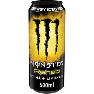 MONSTER bebida energética rehab lata 50 cl