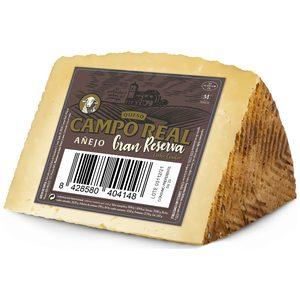 CAMPO REAL queso de oveja añejo gran reserva cuña 250 gr