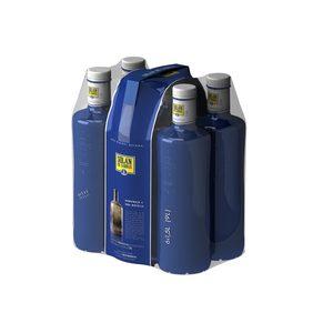 SOLAN DE CABRAS agua mineral natural botella 1.5 lt PACK 6