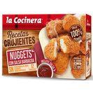 LA COCINERA nuggets caja 350 gr