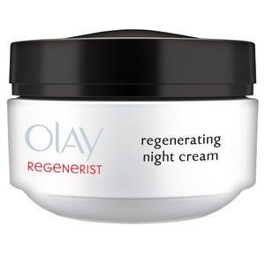 OLAY Regenerist crema facial de noche hidratante antiedad tarro 50 ml