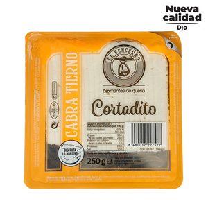 DIA EL CENCERRO queso de cabra cortado cuña 250 gr