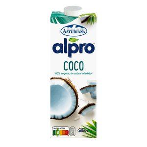 ALPRO bebida de coco envase 1 lt