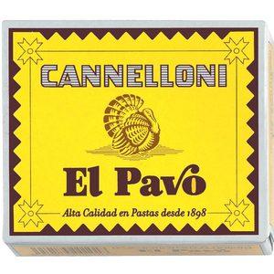 EL PAVO placas para canelones caja 125 gr
