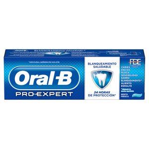 ORAL B pasta dentífrica pro-expert blanqueante tubo 75 ml