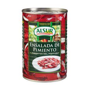 ALSUR ensalada de pimientos lata 355 gr