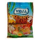 VIDAL golosinas gummy bears bolsa 100 gr