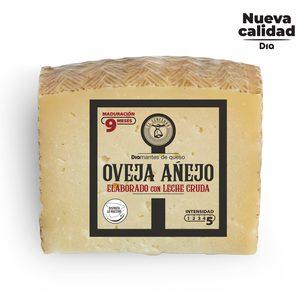 DIA EL CENCERRO queso oveja añejo 9 meses leche cruda cuña 300 gr