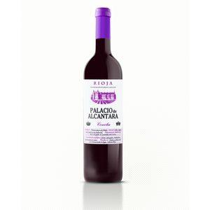 PALACIO DE ALCANTARA vino tinto  DO Rioja botella 75 cl