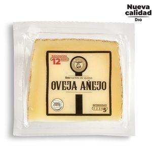 DIA EL CENCERRO queso de oveja añejo con leche pasteurizada cuña 350 gr