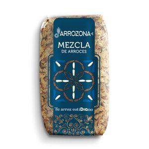 DIA ARROZONA mezcla de 3 arroces paquete 1 kg