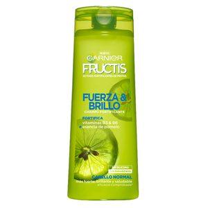 FRUCTIS champú fortificante fuerza y brillo cabello normal bote 300 ml