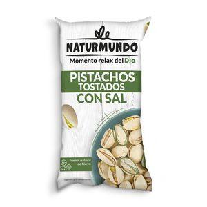 DIA NATURMUNDO pistachos tostados con sal bolsa 250 gr