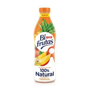 BIFRUTAS PASCUAL bebida con leche tropical natural botella 750 ml